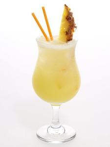 Baby pina colada alcohol vrij