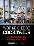 World's Best Cocktails - Tom Sandham
