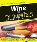 Wine for Dummies - Ed McCarthy