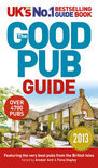The Good Pub Guide 2013 - Alisdair Aird