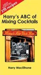 Harry's ABC of Mixing Cocktails - Harry Macelhone