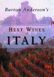 Burton Anderson - Best Italian Wines