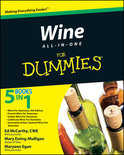 Maryann Egan - Wine All-in-One For Dummies