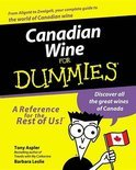 Canadian Wine for Dummies - Tony Aspler