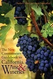 New Connoisseurs Guidebook to California Wine and Wineries - Charles E. Olken
