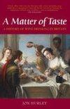John Hurley - A Matter Of Taste