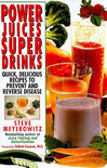 Steve Meyerowitz - Power Juices, Super Drinks