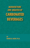 Manufacture and Analysis of Carbonated Beverages - Jacobs B. Morris
