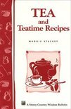Tea and Teatime Recipes - Maggie Stuckey