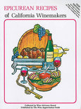 Wine Advisory Board - Epicurean Recipes of Californian Winemakers