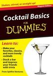 Cocktail Basics for Dummies: Shaken, Stirred, or Straight Up! [With Magnet(s)] - Inc. Spitfire Ventures