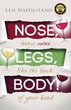 Nose, Legs, Body! Know Wine Like the Back of Your Hand - Len Napolitano