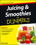 Pat Crocker - Juicing and Smoothies For Dummies