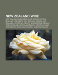Books Llc - New Zealand Wine