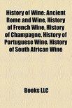 - History of wine