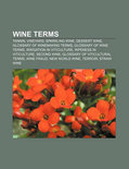 - Wine Terms