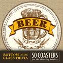 Adams Media - Bottom of the Glass Trivia Coasters