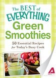 Green Smoothies: 50 Essential Recipes for Today's Busy Cook - Adams Media