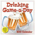 Drinking Game-A-Day Calendar - LLC Andrews McMeel Publishing