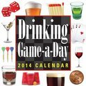 Andrews McMeel Publishing - Drinking Game-a-day 2014 Box Calendar