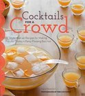 Cocktails for a Crowd - Kara Newman