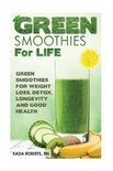 Kasia Roberts - Green Smoothies for Life
