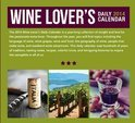 Wine Lover's Daily Calendar - Jonathon Alsop