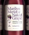 Marilyn Merlot and the Naked Grape - Peter F. May