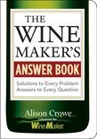 The Winemaker's Answer Book - Alison Crowe