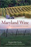 Maryland Wine - Regina Mccarthy