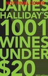 James Halliday - James Halliday's 1001 Wines Under $20