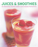 Juices & Smoothies - Suzannah Olivier