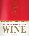 Concise World Atlas of Wine - Hugh Johnson