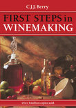 1st Steps in Winemaking - C. J. J. Berry