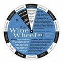 French Cuisine Wine Wheel -