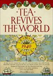 Macdonald Gill - Gill's Tea Revives the World Map, 1940