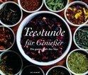 - Teestunde für Genießer