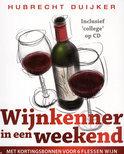 Hubrecht Duijker - Wijnkenner in een weekend + College CD