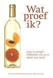Peter van der Meer - Wat proef ik?