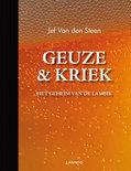 Geuze & kriek - Jef van den Steen