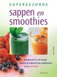 Supergezonde sappen en smoothies - Amanda Cross