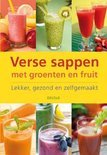 Verse sappen met groenten en fruit - Son Tyberg