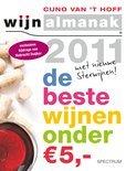 Cuno van 't Hoff - Wijnalmanak 2011 - De beste wijnen onder 5,-