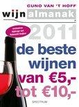 Wijnalmanak 2011 - De beste wijnen van 5,- tot 10,- - Cuno van 't Hoff