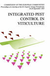 R. Cavalloro - Integrated Pest Control in Viticulture