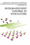 R. Cavalloro - Integrated Pest Control in Viticulture