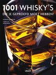 Dominic Roskrow - 1001 whisky's die je geproefd moet hebben!