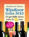 Wijnkoopgids 2010 - Frank Van der Auwera