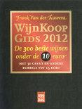 Wijnkoopgids 2012 - Frank Van der Auwera
