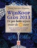 Wijnkoopgids  - 2013 - Frank Van der Auwera